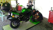 2019 Kawasaki Malaysia Road Safety - 2
