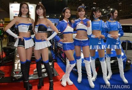 2019 Tokyo Auto Salon Girls 66