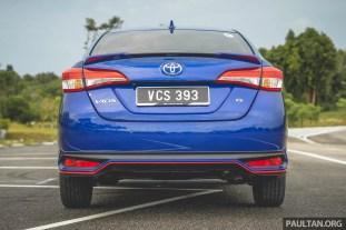 2019 Toyota Vios 1.5 G 4
