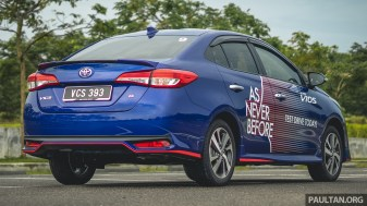 2019 Toyota Vios review 2