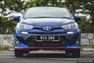 2019 Toyota Vios review 3