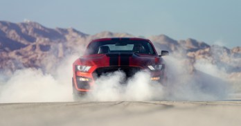 2020 Mustang Shelby GT500 Exterior