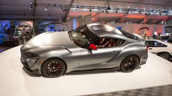 2020 Toyota GR Supra sold at Auction_3
