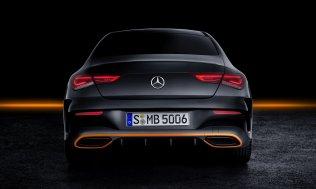 Das neue Mercedes-Benz CLA Coupé: So schön kann automobile Intelligenz seinThe new Mercedes-Benz CLA Coupé: Automotive intelligence can be this beautiful
