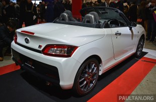 Daihatsu Copen GR Sport Concept 6-BM