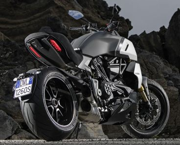 Ducati Diavel 1260 2019 BM-8