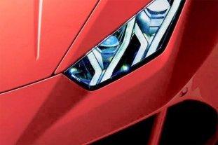 Lamborghini Huracan facelift 1