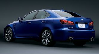 Lexus IS F 2