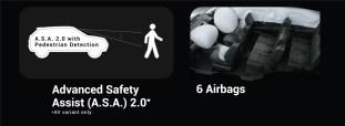 Perodua Aruz Safety