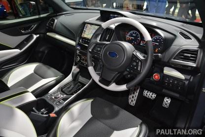 Subaru Forester Advance Sport Concept TAS 4
