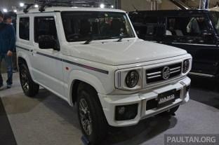 Suzuki Jimny Little G and D 6