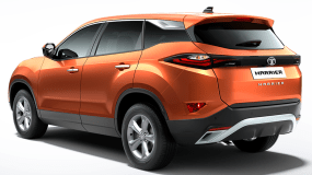 Tata Harrier 2019 India BM-30