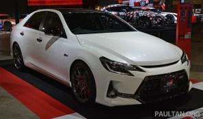Toyota Mark X GRMN 1