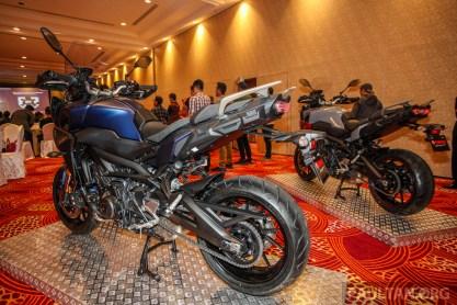 Yamaha Tracer 900 GT launch BM-9