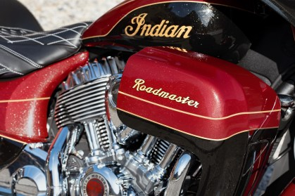 2019 Indian Roadmaster Elite Limited Edition - 23