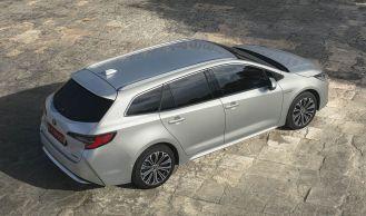2019 Toyota Corolla Touring Sports 1.8L Hybrid Platinum 1