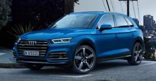 Audi A6 A7 A8 Q5 PHEV Geneva 9