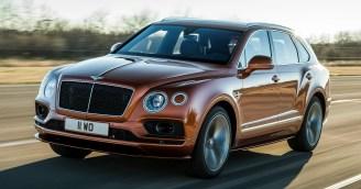 Bentley Bentayga Speed 3