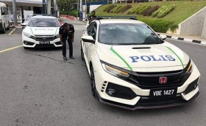 Honda Civic Type R PDRM fb 1