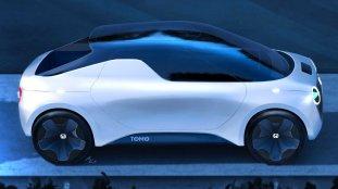 Honda Tomo Concept 1