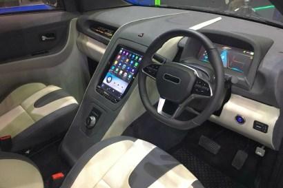Mine Mobility MPV EV concept BIMS 2018 4