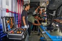 Petronas Sprinta Mobile Workshop-7 BM