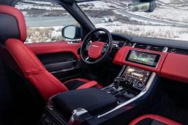 Range Rover Sport HST 20