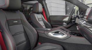 Der neue Mercedes-AMG GLE 53 4MATIC+: Der SUV-Trendsetter jetzt mit noch mehr Power und PräzisionThe new Mercedes-AMG GLE 53 4MATIC+: The SUV trendsetter now with even more power and precision