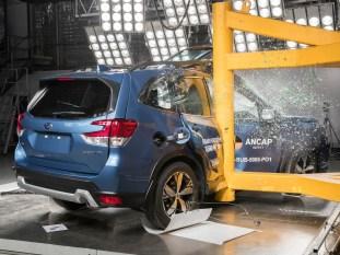 2019 Subaru Forester ANCAP 4
