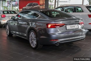 Audi A5 Sportback Sport 2.0 TFSI Quattro_Ext-4
