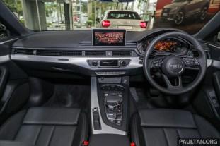 Audi A5 Sportback Sport 2.0 TFSI Quattro_Int-1