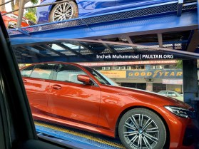 G20 BMW 3 Series spotted Malaysia 2
