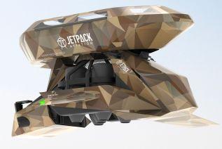 Jetpack Aviation Speeder BM-2