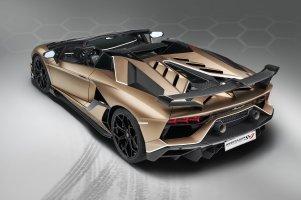 Lamborghini Aventador SVJ Roadster 23