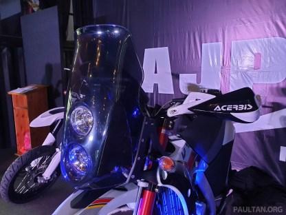 2019 AJP PR3, PR5, PR7 Launch-10 BM