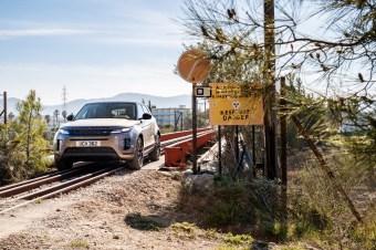 2019 Range Rover Evoque press photo 101