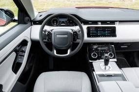 2019 Range Rover Evoque press photo 128