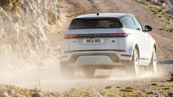 2019 Range Rover Evoque press photo 89
