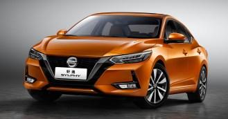 Fourth-generation Nissan Sylphy-Auto Shanghai 1
