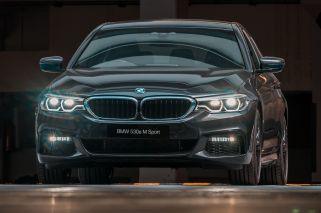 G30 BMW 530e M Sport 5