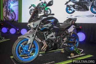Kawasaki Z400 2019 launch-3