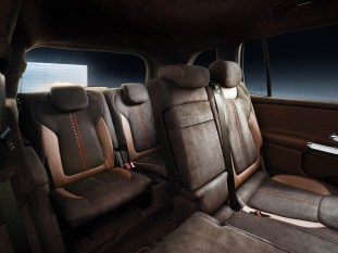 Mercedes-Benz Concept GLB: So geräumig und robust kann kompakt seinMercedes-Benz Concept GLB: This is how spacious and robust a compact car can be