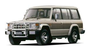 Mitsubishi Pajero Archive Images 21