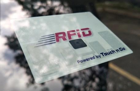 TnG-RFID-4 BM