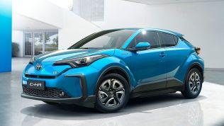 Toyota C-HR EV 1