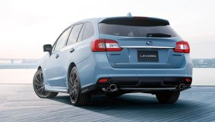 2019 Subaru Levorg update Japan 14