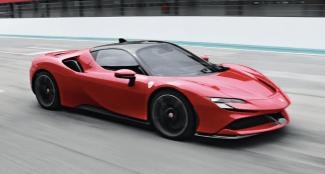 Ferrari SF90 Stradale vid1