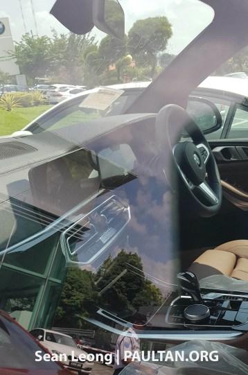 G05 BMW X5 Malaysia spyshots 2