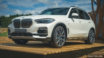 G05 BMW X5 review 7