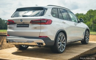 G05 BMW X5 review 8